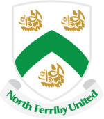 Image result for NORTH FERRIBY PNG